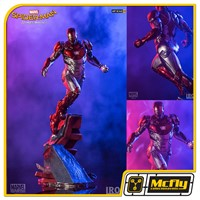 Iron studios Iron Man Mark XLVII 47 Spider man Home Coming